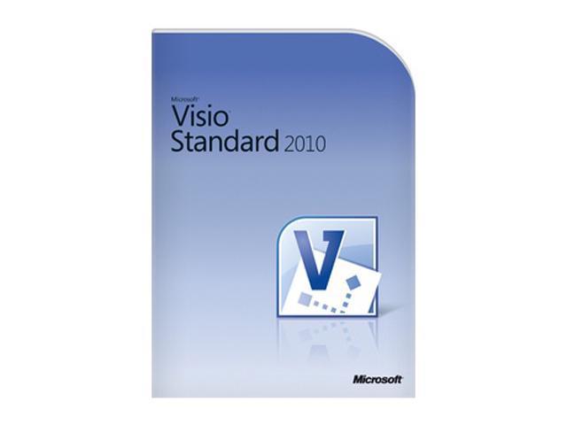 Microsoft Visio 2010 Standard 32-BIT/X64