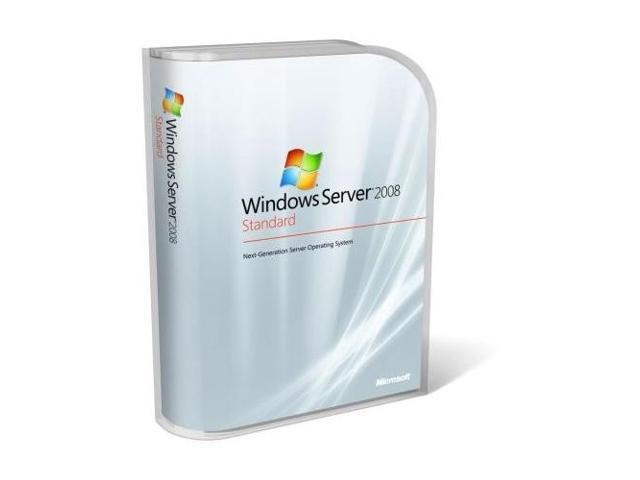 Microsoft Windows Server 2008 R2  - 64-bit - Academic - 1 Server, 5 CAL