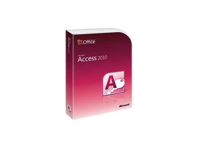 Microsoft Access 2010 - 1 PC