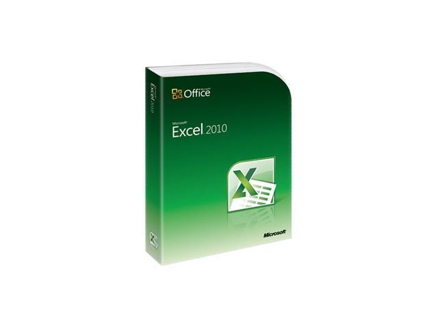 Microsoft Excel 2010 - 1 PC