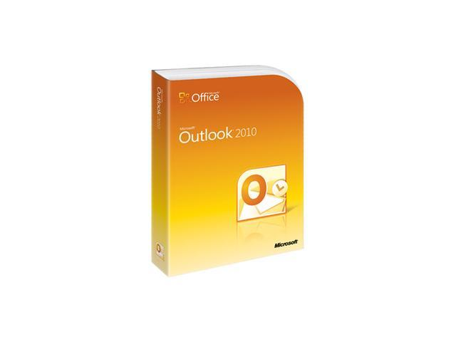 Microsoft Outlook 2010 - 1 PC