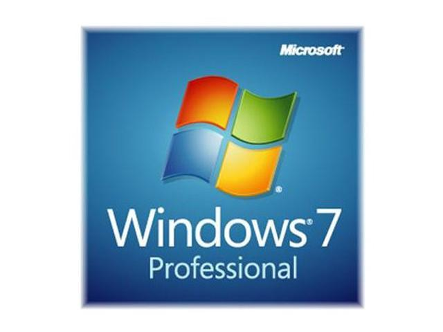 Microsoft Windows 7 Professional SP1 32-bit  - OEM