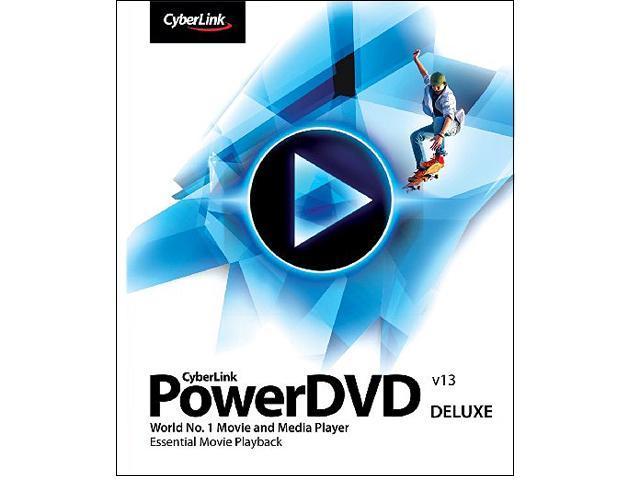 CyberLink PowerDVD 13 Deluxe - Download