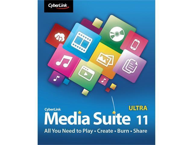 CyberLink Media Suite 11 Ultra - Download