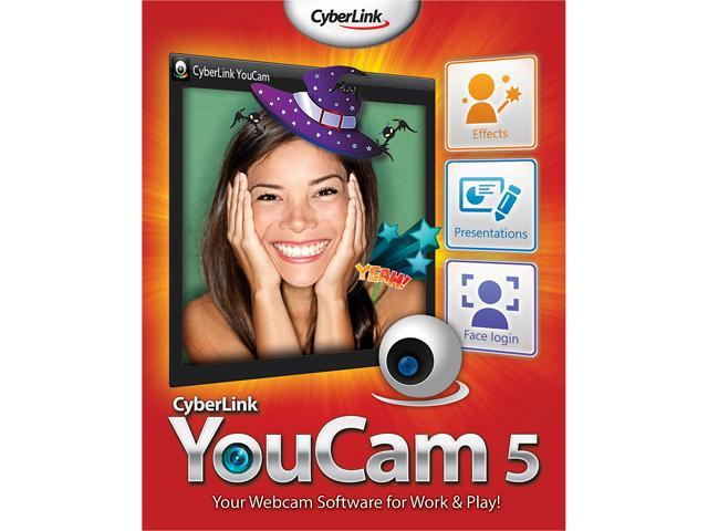 CyberLink YouCam 5 Deluxe - Download