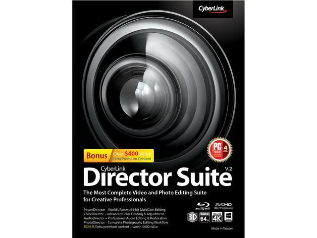 CyberLink Director Suite 2