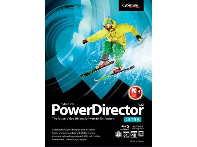 CyberLink PowerDirector 12 Ultra - Download