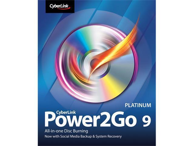 CyberLink Power2Go 9 Platinum