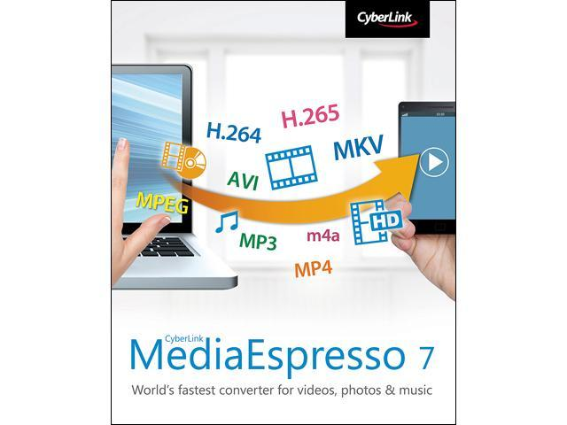 CyberLink MediaEspresso 7 Deluxe- Download