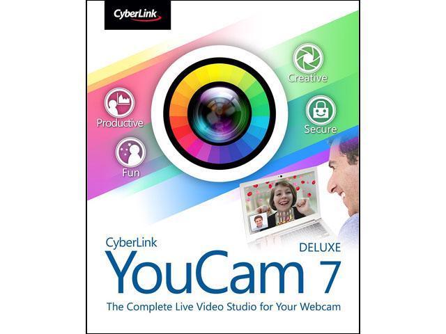 CyberLink YouCam 7 Deluxe - Download - Newegg.com