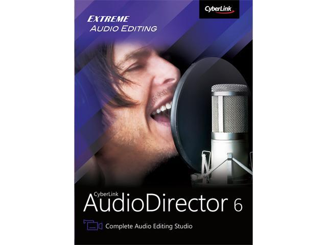 CyberLink AudioDirector 6 Ultra - Download