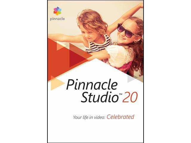 Pinnacle Studio 20 Standard