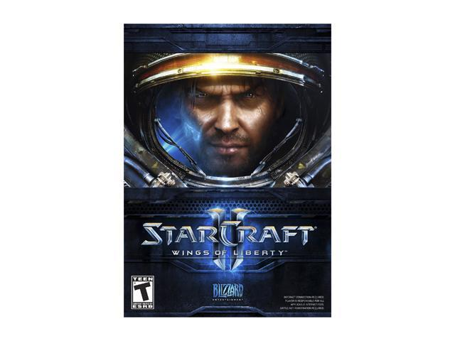 Starcraft II: Wings of Liberty PC Game