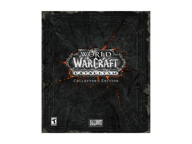 World of Warcraft: Cataclysm Collector's Edition PC Game Edition PC Game BLIZZARD