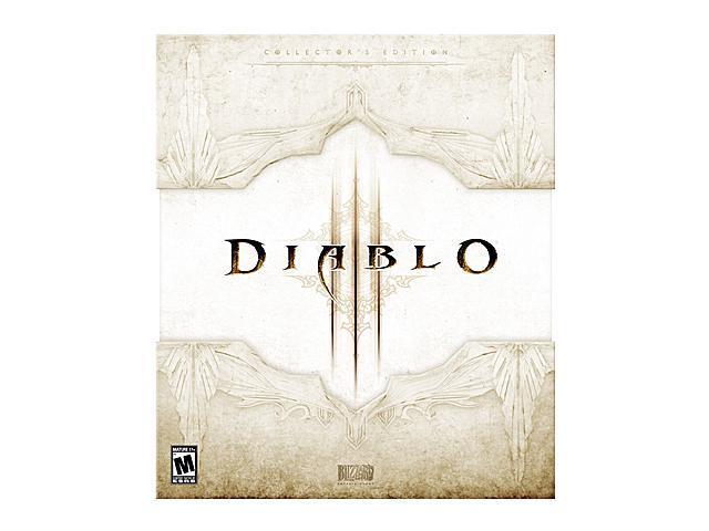 Diablo 3 Collector Edition PC Game BLIZZARD