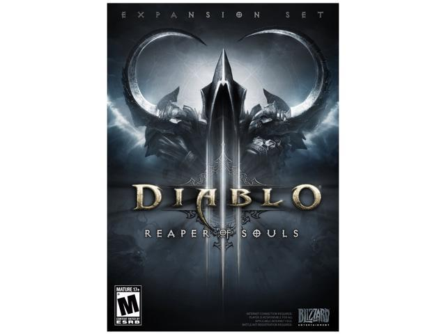 Diablo III: Reaper of Souls PC Game
