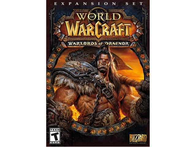 World of WarCraft: Warlords of Draenor Expansion - PC / Mac