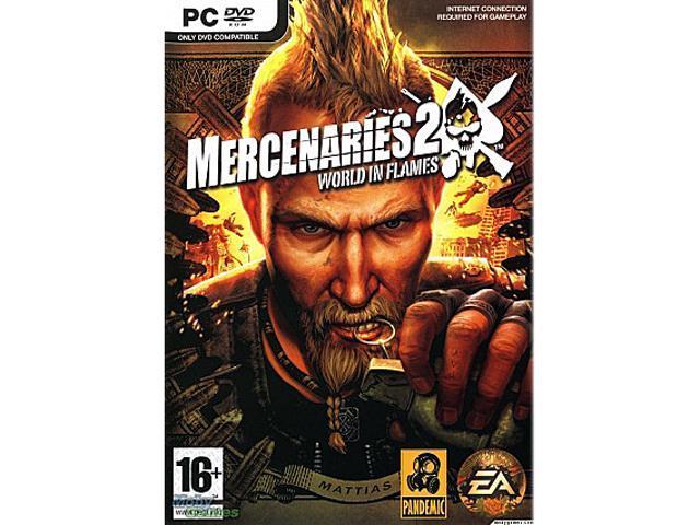 Mercenaries 2: World in Flames PC Game