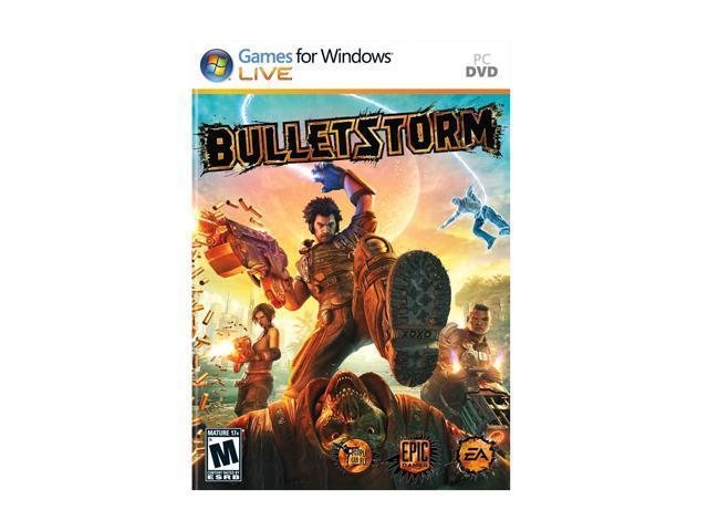 Bulletstorm PC Game