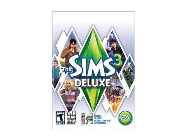 Sims 3: Deluxe Edition PC Game