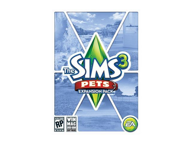 Sims 3: Pets PC Game