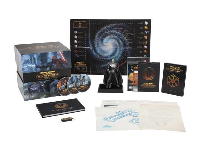Star Wars Old Republic Collector's Edition PC Game