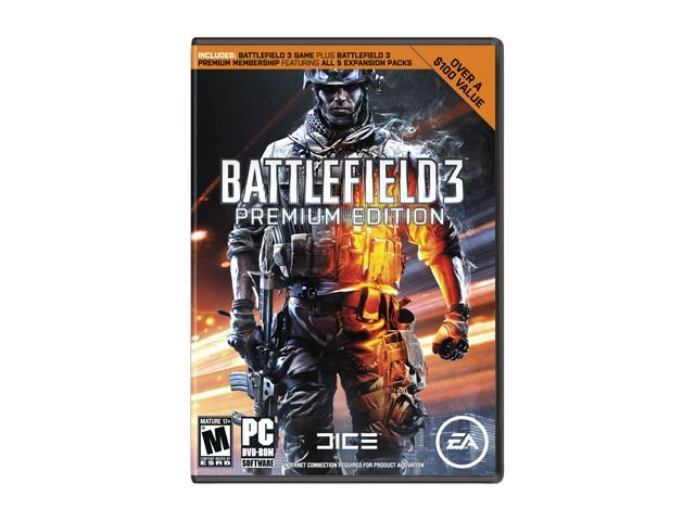 Battlefield 3 Premium Edition PC Game