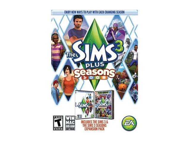 The Sims 3 Plus Seasons (PC/MAC) PC Game