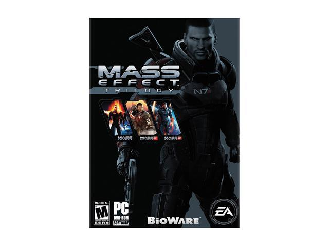 Mass Effect Trilogy PC Game