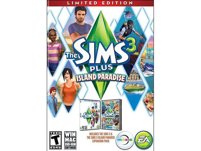 The Sims 3 Plus: Island Paradise PC Game