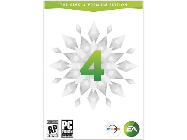 The Sims 4 Premium Edition PC