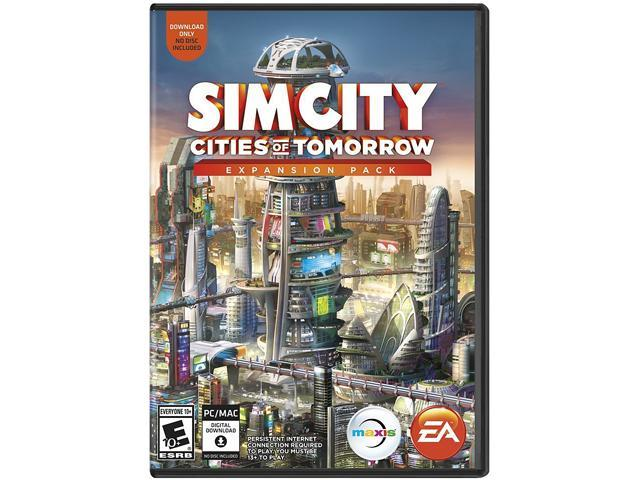 SimCity: Cities of Tomorrow PC Game