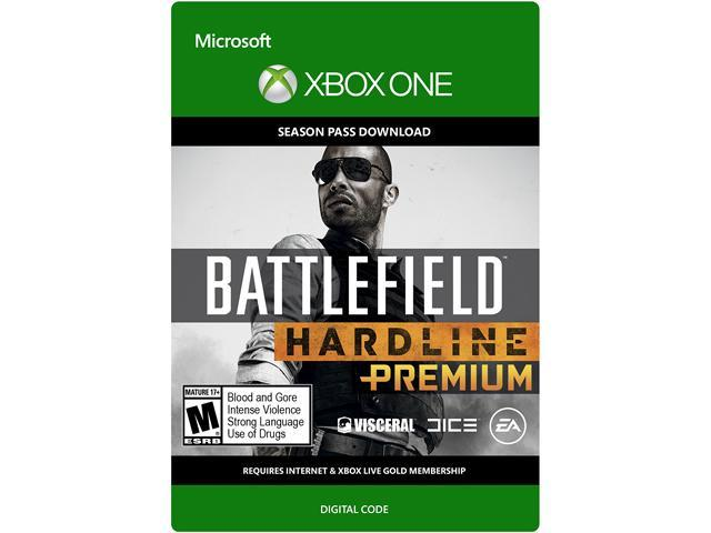Battlefield Hardline Premium Xbox One [Digital Code]