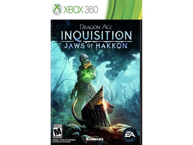 Dragon Age: Inquisition DLC #1: Jaws of Hakkon XBOX 360 [Digital Code]