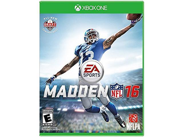 Madden NFL 16 12,000 Points XBOX One [Digital Code]