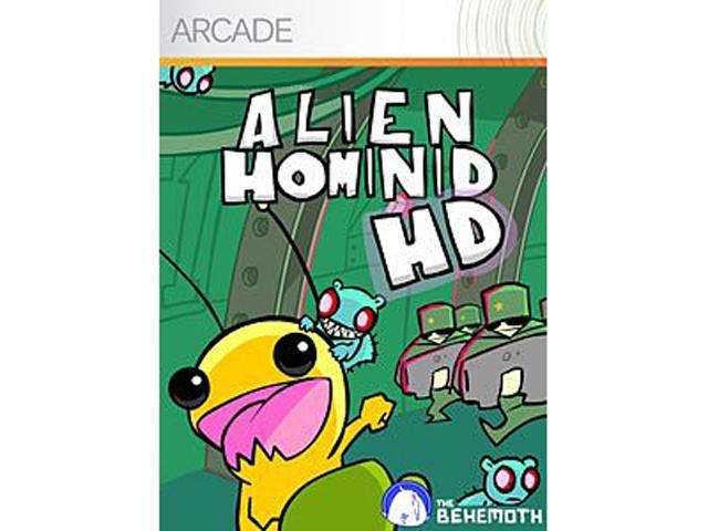Alien Hominid HD XBOX 360 [Digital Code]