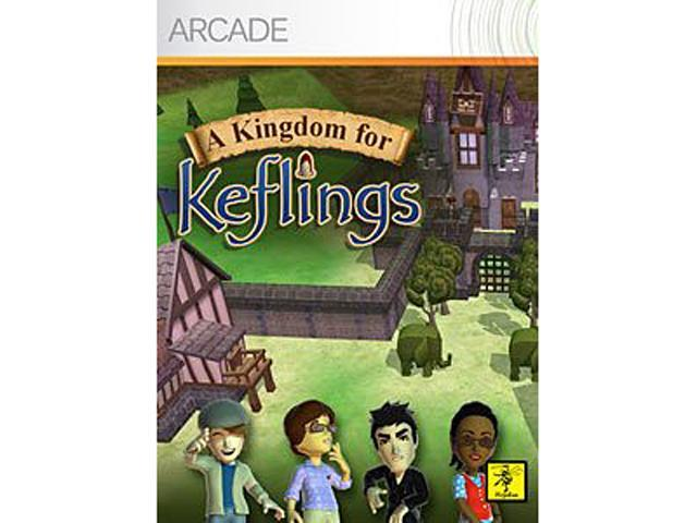 A Kingdom for Keflings XBOX 360 [Digital Code]