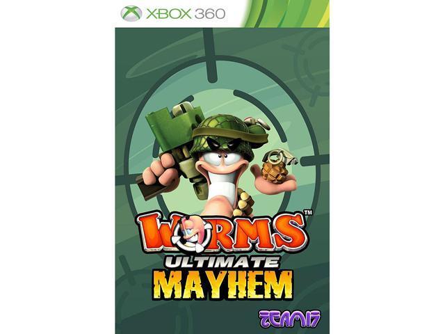 Worms Ultimate Mayhem XBOX 360 [Digital Code]