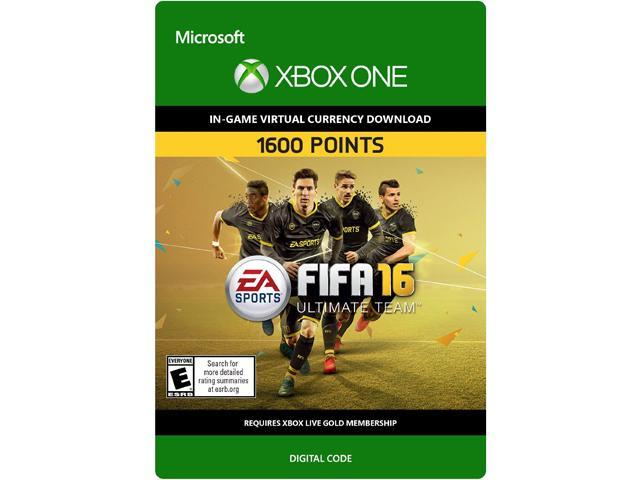 FIFA 16 1600 FIFA Points XBOX One [Digital Code]