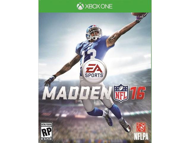Madden NFL 16 1,050 Points XBOX One [Digital Code]