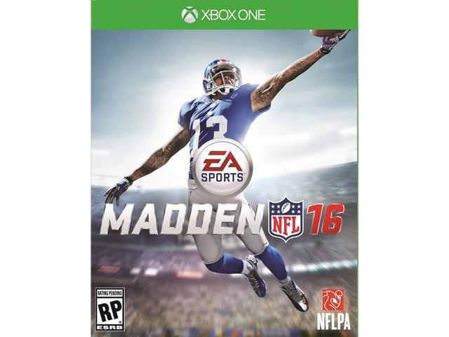 Madden NFL 16 1,050 Points XBOX One [Digital Code]