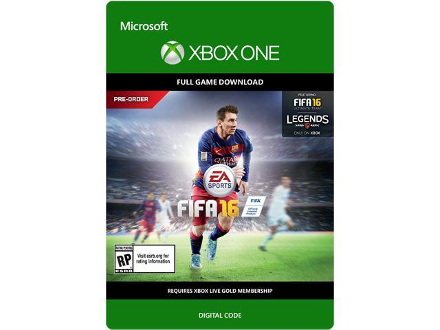 FIFA 16 Standard Edition Xbox One [Digital Code]