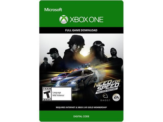 need for speed deluxe edition xbox one digital code. Black Bedroom Furniture Sets. Home Design Ideas
