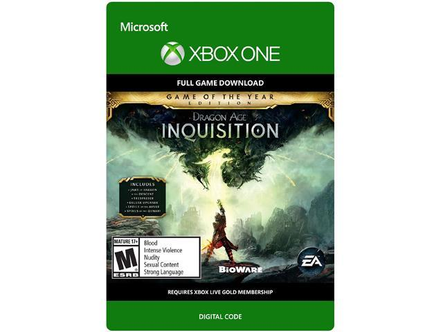 Dragon Age: Inquisition - Game of the Year Edition - XBOX One [Digital Code]