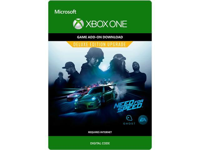 Need For Speed Deluxe Upgrade - XBOX One [Digital Code]