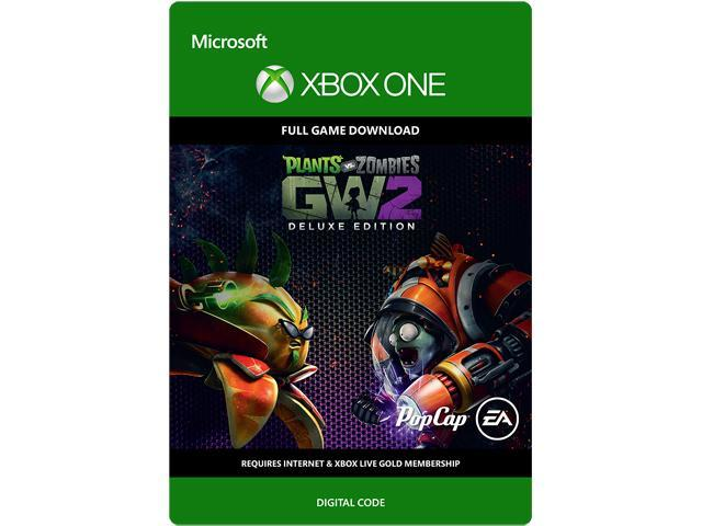 Plants Vs Zombies Garden Warfare 2 Deluxe Edition Xbox One Digital Code