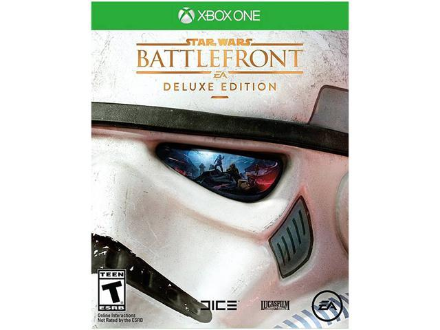 Star Wars Battlefront: Deluxe Upgrade - Xbox One [Digital Code]