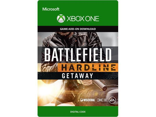 Battlefield: Hardline Getaway - XBOX One [Digital Code]