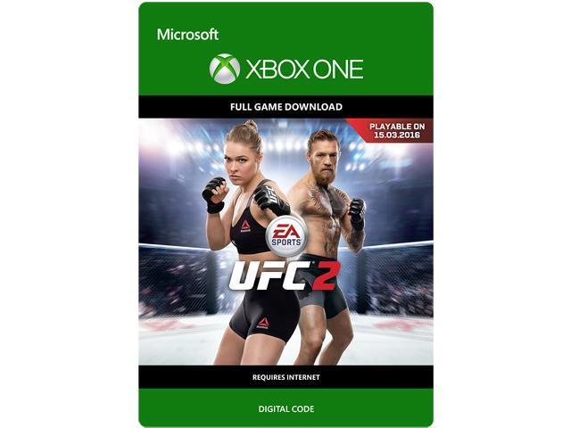 UFC 2 - XBOX One [Digital Code]