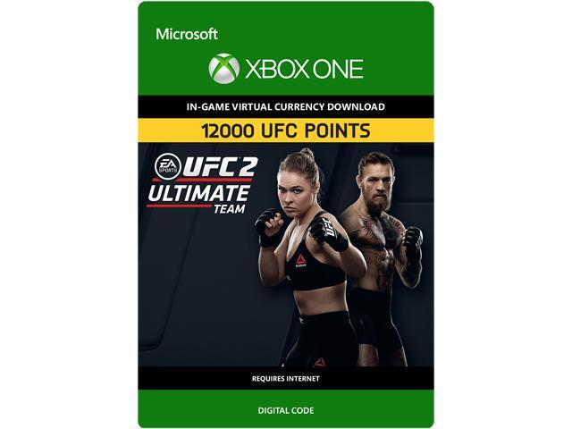 UFC 2: 12000 UFC Points Xbox One [Digital Code]